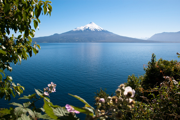 Travis Ferland Photography | American Landscapes | Volcan Osorno, Chile